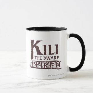 Erebor - Kili Name Mug