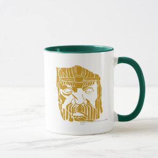 Erebor Statue Symbol Mug