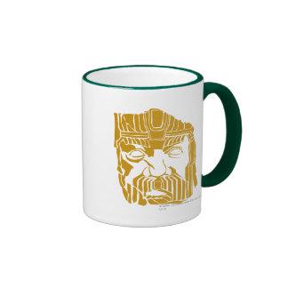 Erebor Statue Symbol Ringer Mug