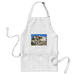 Erechtheum Acropolis - GREECE Adult Apron