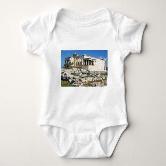 Erechtheum Acropolis - GREECE Baby Bodysuit