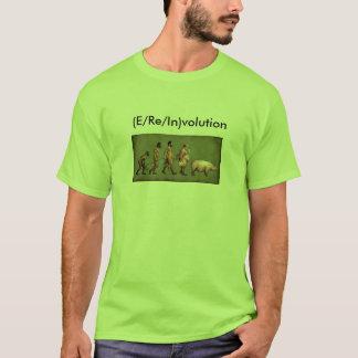 EReInvolution, (E/Re/In)volution T-Shirt