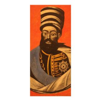 Erekle II de Georgia de Niko Pirosmani Diseños De Tarjetas Publicitarias