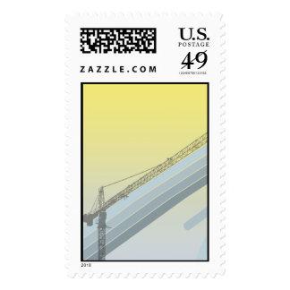 Erektor Postage Stamps