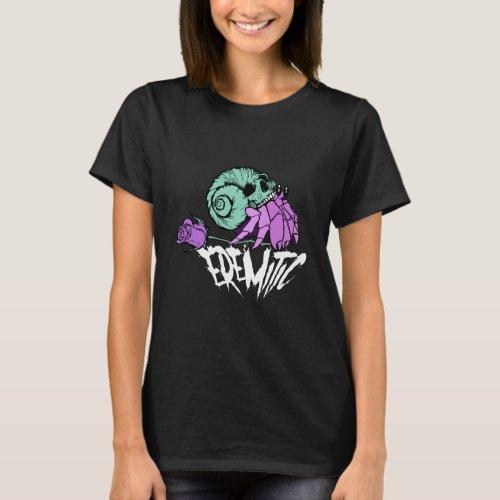 Eremitic Crab  Skull T_Shirt