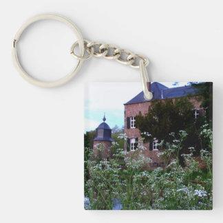Erenstein Castle Kerkrade Acrylic Key Chain