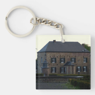 Erenstein Castle Single-Sided Square Acrylic Keychain