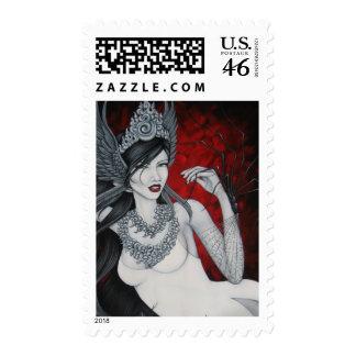 Ereshkigal Postage Stamps