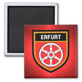 Erfurt Flag Magnet