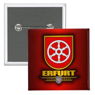 Erfurt Pinback Button