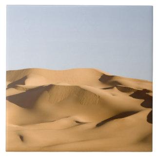 Erg Awbari, Sahara desert, Fezzan, Libya. 2 Tile