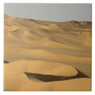 Erg Awbari, Sahara desert, Fezzan, Libya. Tiles