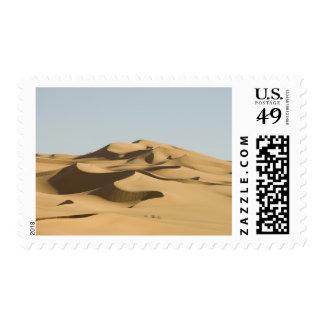 Ergio Awbari, desierto del Sáhara, Fezzan, Libia. Sellos