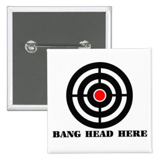 Ergonomic Stress Relief: Bang Head Here Button