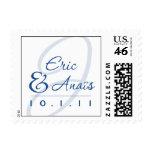 Eric & Anais Postage Stamps