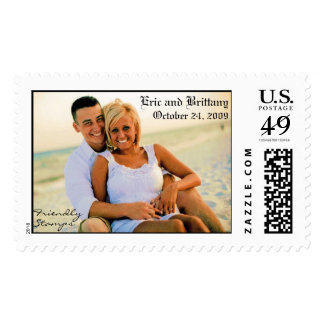Eric and Brittany , October 24, ... Postage