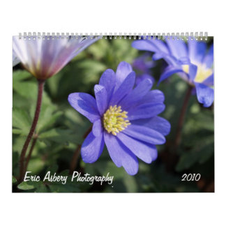 Eric Asbery Photography Calendar