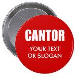 ERIC CANTOR 2012 PIN