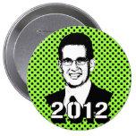 Eric Cantor 2012 Pinback Button