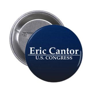 Eric Cantor U.S. Congress 2 Inch Round Button
