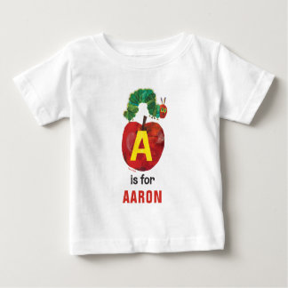 Eric Carle | A is For Apple Baby T-Shirt