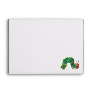 Eric Carle | The Very Hungry Caterpillar Envelope
