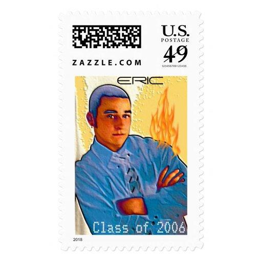 Eric, clase de 2006 sellos