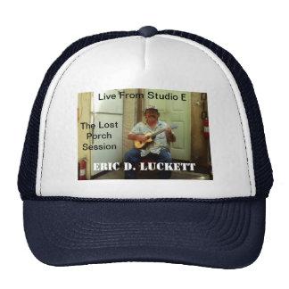 Eric D. Luckett Ukulele Hat