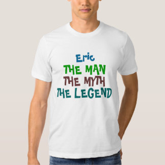 Eric el hombre, el mito, la leyenda polera