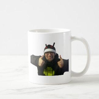 ¡Eric, el individuo de IamAndroid!! Taza De Café
