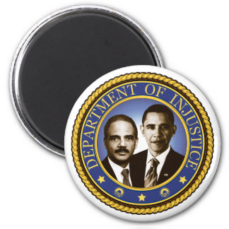Eric Holder and the Department of Injustice Magnet