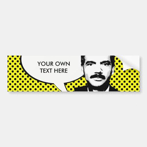 Eric Holder Car Bumper Sticker