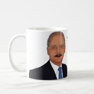 Eric Holder Nation of Cowards Mug
