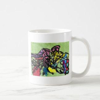 Eric Jacobson Classic White Coffee Mug