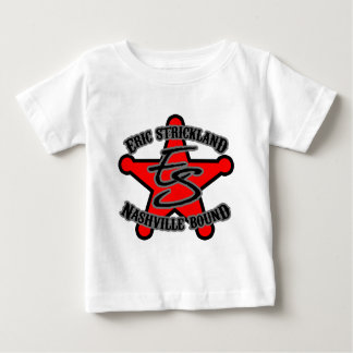 Eric Strickland - Nashville Bound Star Baby T-Shirt