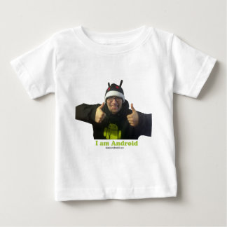 Eric, the IamAndroid Guy! Baby T-Shirt