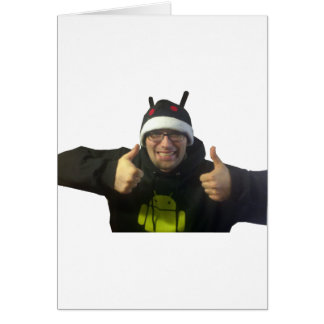 Eric, the IamAndroid Guy!! Card