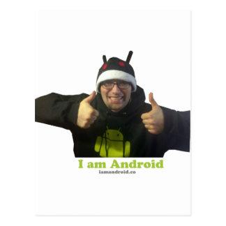 Eric, the IamAndroid Guy! Postcard