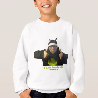 Eric, the IamAndroid Guy! Sweatshirt