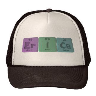 Erica-Er-I-Ca-Erbium-Iodine-Calcium.png Gorros Bordados