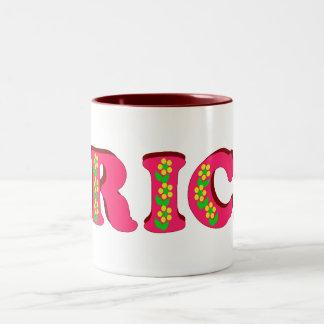 Erica Two-Tone Coffee Mug