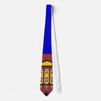 Erich Erichsen's Mansion in Copenhagen Neck Tie
