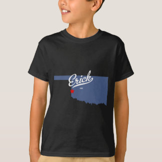 Erick Oklahoma OK Shirt