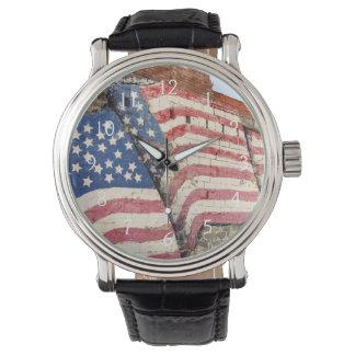 Erick, Oklahoma, USA. Route 66 Wrist Watch