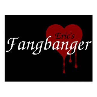 Eric's Fangbanger Postcard