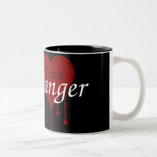 Eric's Fangbanger Two-Tone Coffee Mug