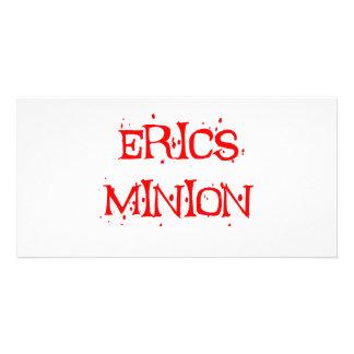 Erics Minion Card