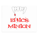 Erics Minion Postcard