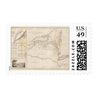 Erie Canal Postage