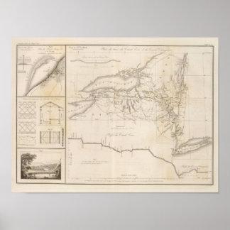 Erie Canal Print
